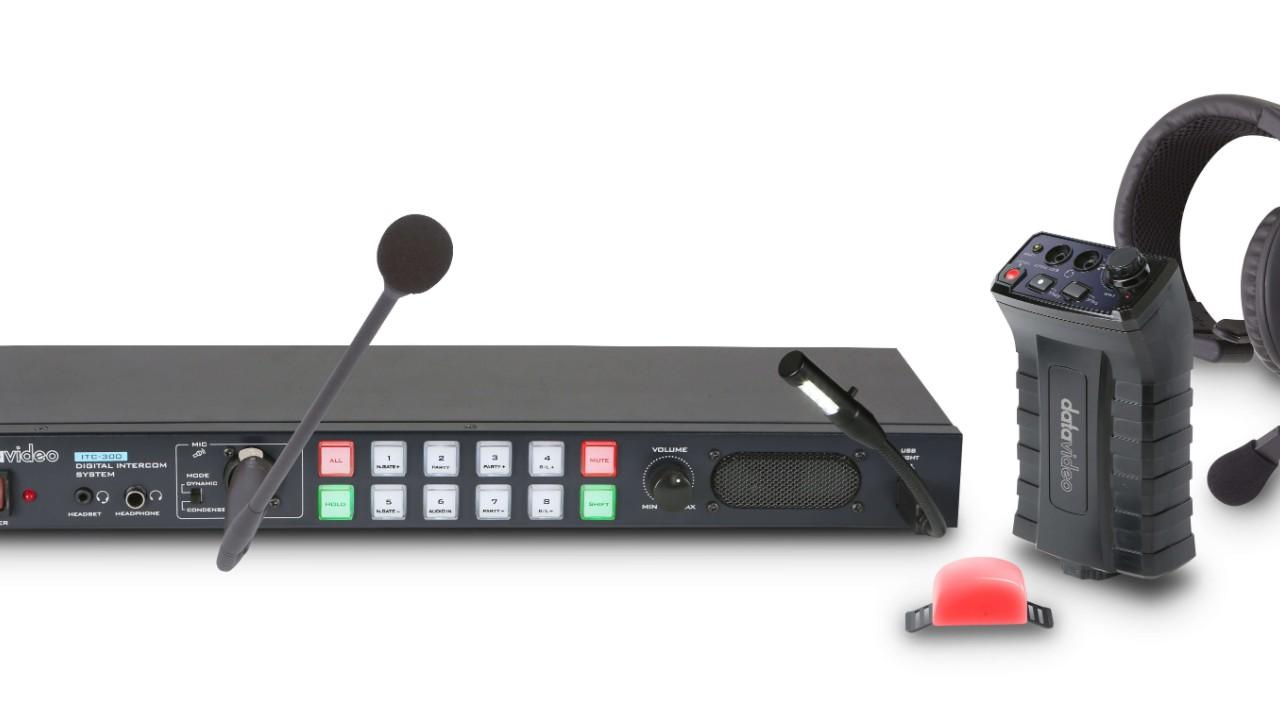 How to use ITC-300 Intercom System