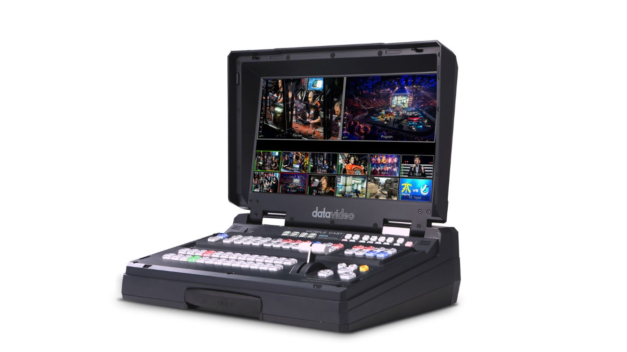 How to use HS-3200 Portable Video Streaming Studio