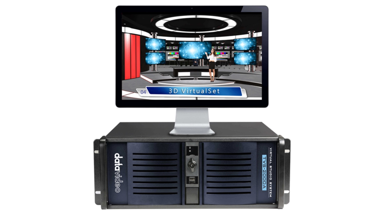 How to use TVS-2000A Virtual Studio System